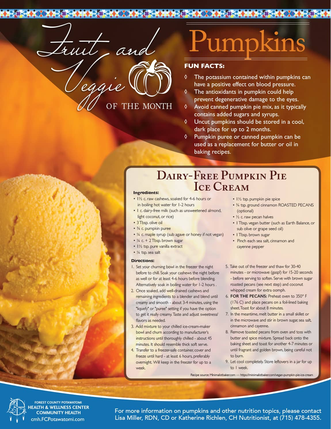 pumpkins flyer