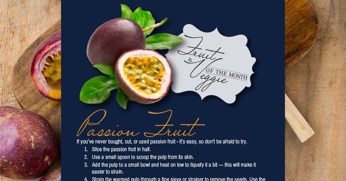2018.02 FVOM - Passion Fruit