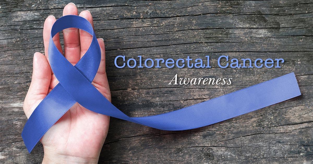 colorectal cancer flyer